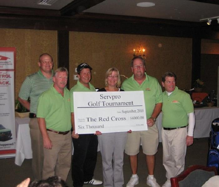 SERVPRO Golf Outing 2010