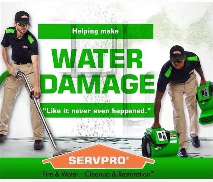 Water Damage When a water damage occurs in your Orange County Home.