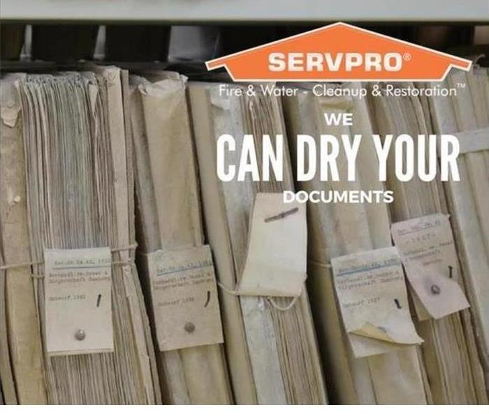 General Damaged Documents in Your Commercial Property?
